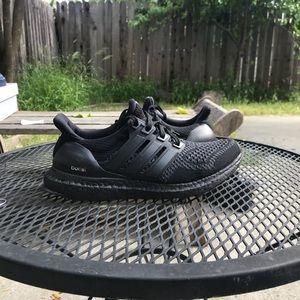 "Adidas Ultra Boost ""Triple Black"""